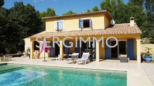 Luxury House for sale FAYENCE, 160 m², 4 Bedrooms, €603000
