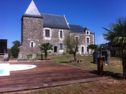 Château / Manoir de luxe à vendre NANTES, 350 m², 6 Chambres, 623400€
