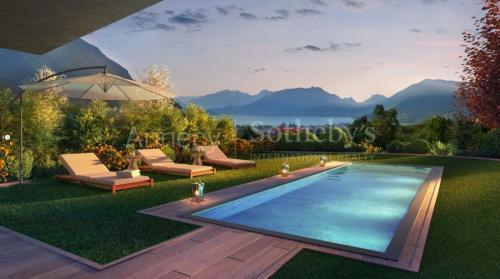 Villa de luxe à vendre ANNECY LE VIEUX, 218 m², 4 Chambres, 1890000€