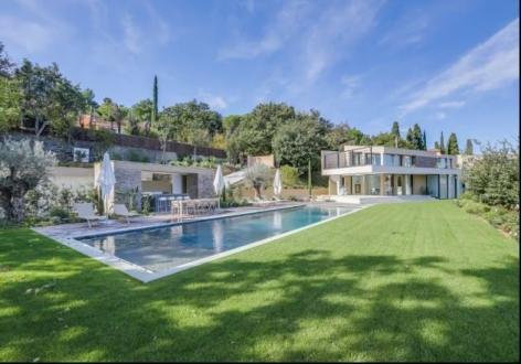 Maison de luxe à louer SAINT TROPEZ, 420 m², 6 Chambres,