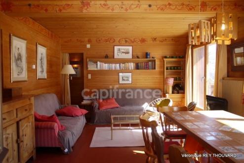 Luxus-Chalet zu verkaufen SAINT GERVAIS LES BAINS, 140 m², 5 Schlafzimmer, 945000€