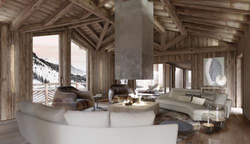 Luxus-Chalet zu verkaufen COURCHEVEL, 800 m², 6 Schlafzimmer