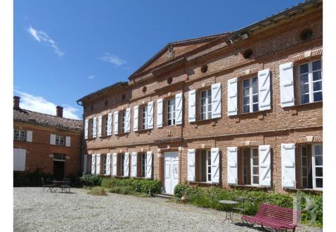 Château / Manoir de luxe à vendre TOULOUSE, 790 m², 10 Chambres, 960000€