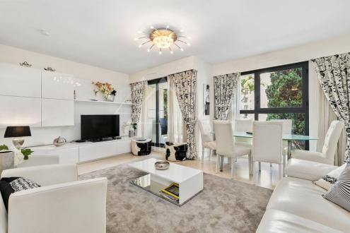Квартира класса люкс на продажу  Канны, 70 м², 2 Спальни, 1090000€