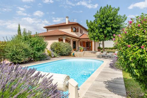 Villa de luxe à vendre CHASSELAY, 147 m², 4 Chambres, 790000€