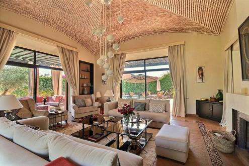 Luxury Villa for sale MARRAKECH, 400 m², 4 Bedrooms, €695000