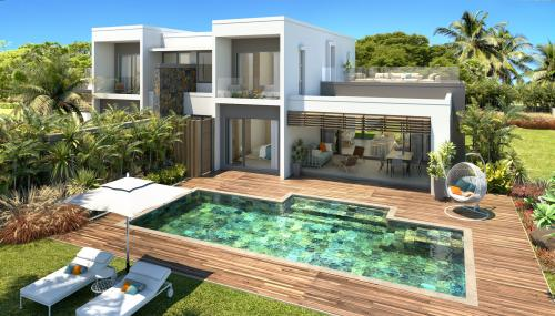 Luxury House for sale Mauritius, 213 m², 3 Bedrooms, €1090600