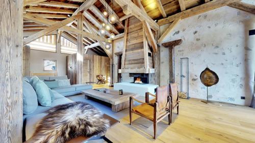 Chalet de luxe à louer DEMI QUARTIER, 432 m², 6 Chambres,