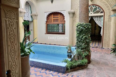 Maison de luxe à vendre MARRAKECH, 517 m², 8 Chambres, 1200000€