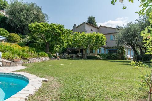 Maison de luxe à louer OPIO, 315 m², 5 Chambres,