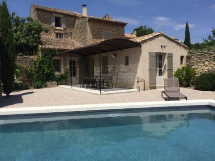 Luxury House for rent CABRIERES D'AVIGNON, 4 Bedrooms,