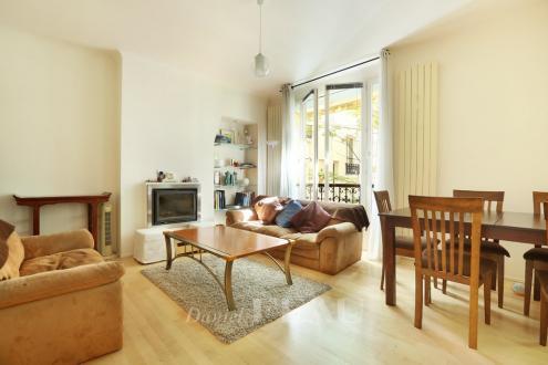 Luxury Apartment for sale PARIS 17E, 64 m², 1 Bedrooms, €790000