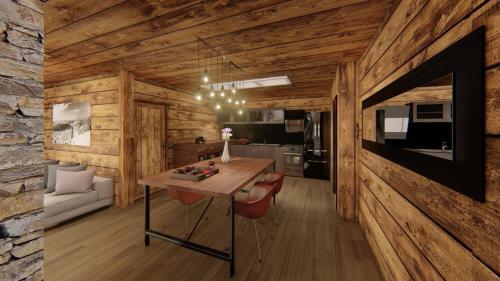 Luxus-Wohnung zu verkaufen DEMI QUARTIER, 138 m², 4 Schlafzimmer, 1230000€