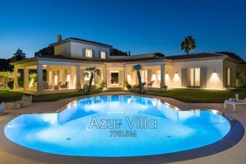 Luxe Huis te huur SAINT TROPEZ, 300 m², 4 Slaapkamers,