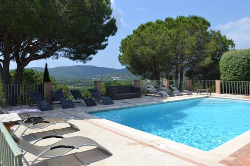 Luxus-Haus zu vermieten RAMATUELLE, 400 m², 8 Schlafzimmer,