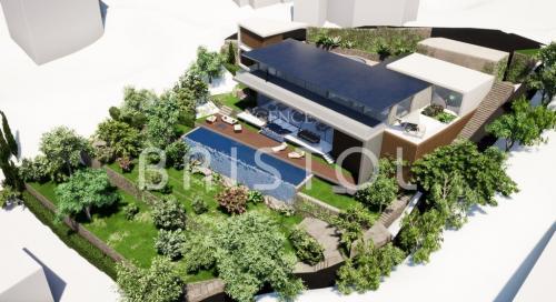 Proprietà di lusso in vendita VILLEFRANCHE SUR MER, 8 Camere, 4200000€