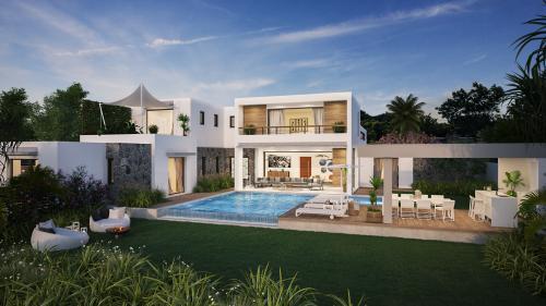 Villa di lusso in vendita Mauritius, 218 m², 3 Camere, 923077€