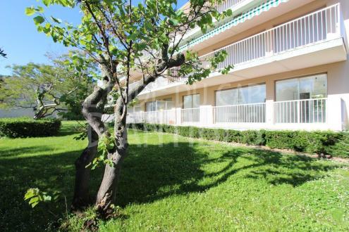 Квартира класса люкс на продажу  Кап д'Антиб, 84 м², 3 Спальни, 565000€