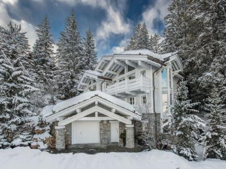 Luxury Chalet for rent COURCHEVEL, 450 m², 5 Bedrooms,