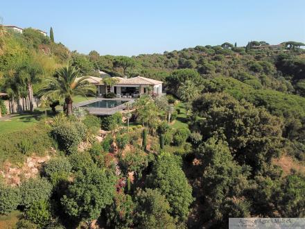 Villa de luxe à vendre RAMATUELLE, 420 m², 5 Chambres, 5900000€