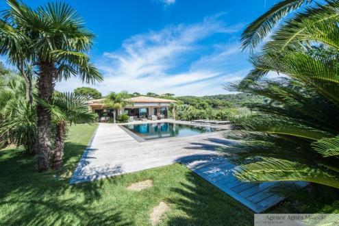 Villa de luxe à vendre LA CROIX VALMER, 420 m², 5 Chambres, 5900000€