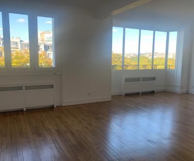 Appartamento di lusso in affito PARIS 16E, 124 m², 3 Camere, 4152€/mese