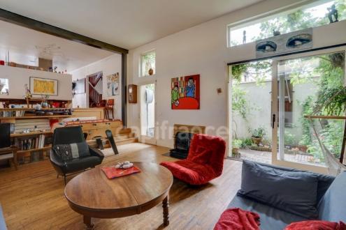 Maison de luxe à vendre PARIS 18E, 279 m², 6 Chambres, 1575000€