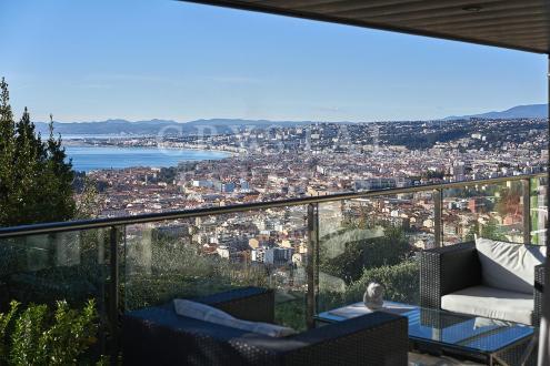 Luxus-Wohnung zu verkaufen Nizza, 6 Schlafzimmer, 1790000€