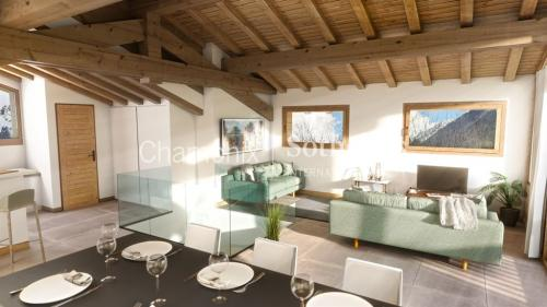 Casale di lusso in vendita CHAMONIX MONT BLANC, 140 m², 4 Camere, 1475000€