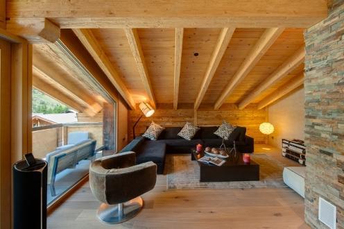 Luxus-Wohnung zu vermieten Zermatt, 235 m², 4 Schlafzimmer,