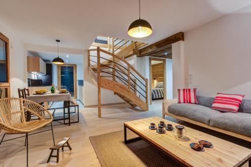 Luxury Apartment for rent CHAMONIX MONT BLANC, 82 m²,