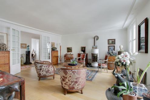 Luxus-Wohnung zu verkaufen PARIS 1ER, 178 m², 3 Schlafzimmer, 2815000€