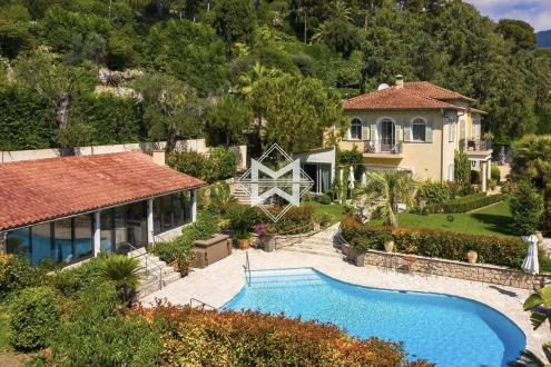 Villa de luxe à vendre SAINT JEAN CAP FERRAT, 500 m², 9 Chambres, 11900000€