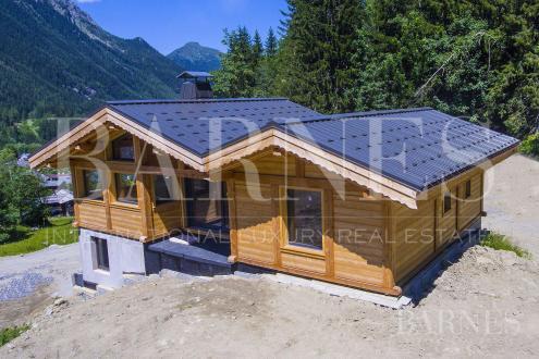 Chalet de luxe à vendre CHAMONIX MONT BLANC, 139 m², 4 Chambres, 1350000€