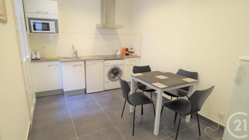 Квартира класса люкс в аренду Ницца, 31 м², 1 Спальни, 790€/месяц
