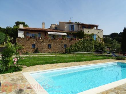 Luxus-Haus zu verkaufen LA CIOTAT, 300 m², 5 Schlafzimmer, 1200000€