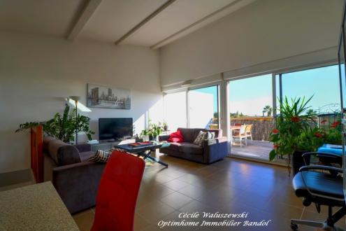 Appartement de luxe à vendre BANDOL, 94 m², 3 Chambres, 593000€