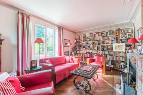 Maison de luxe à vendre SAINT CLOUD, 153 m², 5 Chambres, 1450000€