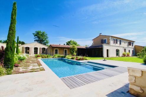 Luxus-Bastide zu vermieten SAINT REMY DE PROVENCE, 350 m², 6 Schlafzimmer,