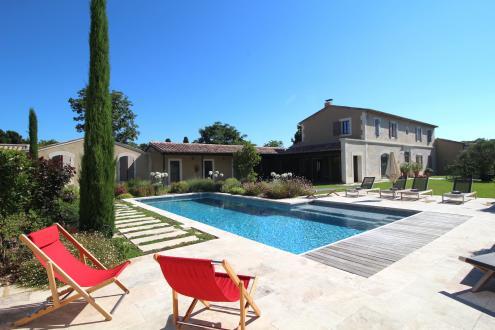 Bastide di lusso in affito SAINT REMY DE PROVENCE, 350 m², 6 Camere,