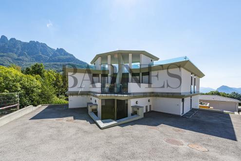 Luxe Huis te koop Sonvico, 207 m², 1900000CHF