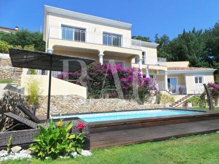 Villa de luxe à vendre MANDELIEU LA NAPOULE, 222 m², 3 Chambres, 1590000€