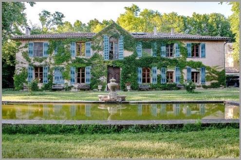 Поместье класса люкс на продажу  Экс-Ан-Прованс, 860 м², 24 Спальни, 2790000€