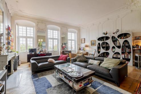 Luxus-Wohnung zu verkaufen BORDEAUX, 138 m², 2 Schlafzimmer, 998000€