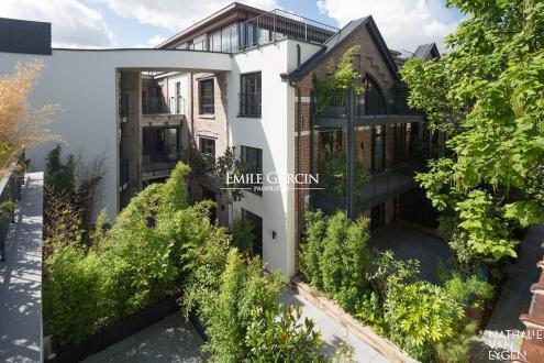 Luxury Apartment for sale SCHAARBEEK, 137 m², 2 Bedrooms, €561700