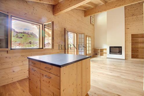 Appartamento di lusso in vendita Gessenay, 106 m², 1850000CHF