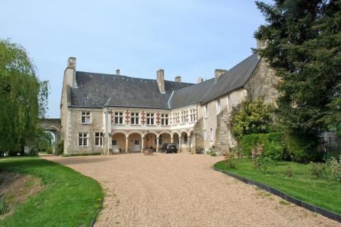 Château / Manoir de luxe à vendre TOURS, 600 m², 11 Chambres, 1497000€