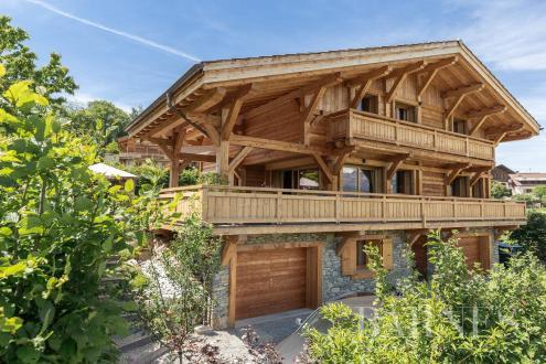 Chalet de luxe à vendre COMBLOUX, 250 m², 4 Chambres, 1690000€