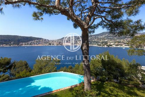 Luxus-Haus zu vermieten SAINT JEAN CAP FERRAT, 450 m², 6 Schlafzimmer,