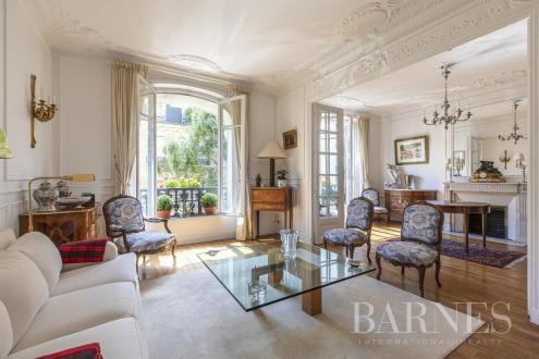 Luxus-Wohnung zu verkaufen PARIS 16E, 93 m², 2 Schlafzimmer, 1330000€